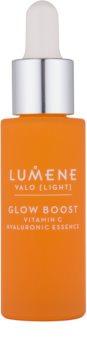 Lumene Valo [Light] aufhellendes und nährendes Gesichswasser mit Hyaluronsäure